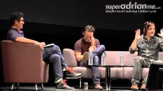 Video Andrew Lincoln & Norman Reedus Funny Moments in Singapore 00 01 33 00 01 49 download MP3, 3GP, MP4, WEBM, AVI, FLV Juli 2018