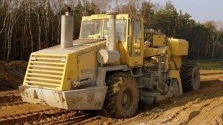 Excavators ☆ KoparkI ☆ Dźwigi ☆ Bagger ☆ Pracujące maszyny budowlane