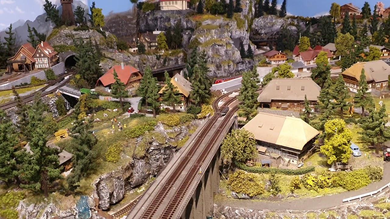 Neues aus dem Miniaturland Wuppertal Spur N