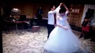 Мой свадебный танец под мелодию
