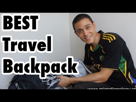 The Best Travel Backpack - Review of Osprey Talon 44 Pack