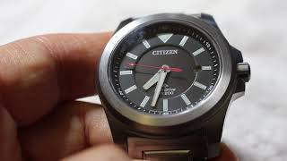 Citizen Promaster Tough BN0211-50E Review