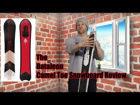 The Bataleon Camel Toe Snowboard Review