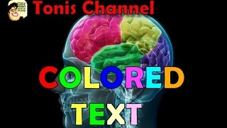 iq test proof your mind colored text