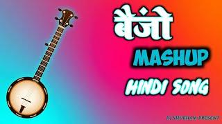 New Banjo Mashup Dhamal - New Hindi Banjo Vibration Mix - Dj Remix Song