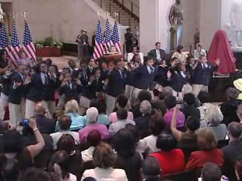 Ron Clark Academy Performs Their Tribute To Sojourner Truth