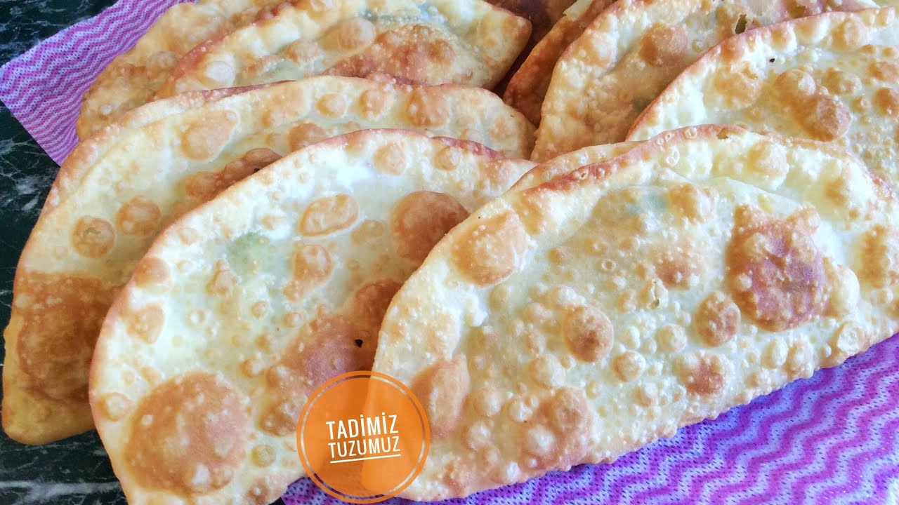 Peynirli Puf Böreği Tarifi