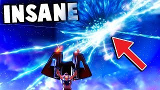 What Just Happened!?  FORTNITE Rocket Launch, Laser Nuke on Tilted Towers!? (Fortnite June 30 event)