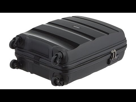 American Tourister Bon Air Spinner S (55cm, 31.5 Liters) Black / Bagage Cabine Noir
