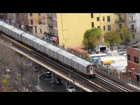 IRT White Plains Road Line:Jackson Ave:Wakefield-241 Street Bound 2 Express Train