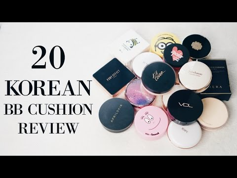 BEST & WORST Korean BB Cushion! ENG SUB