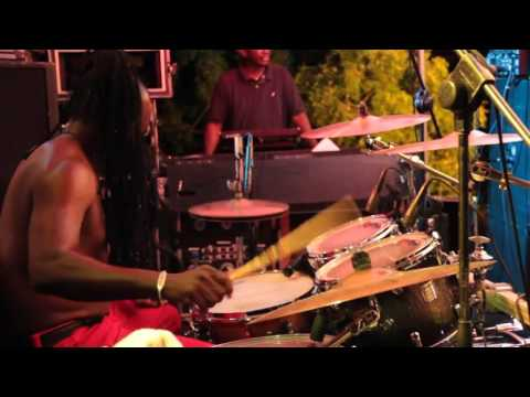 Meet TKO Drummer, Boogie George (2016 Carnival Launch)