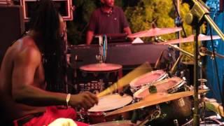 Meet TKO Drummer, Boogie George (2016 Carnival Launch)
