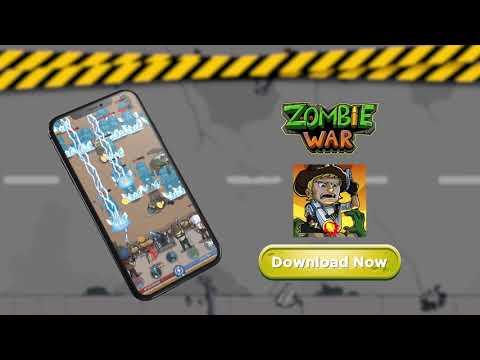 [Zombie War] Game Trailer 1920x1080
