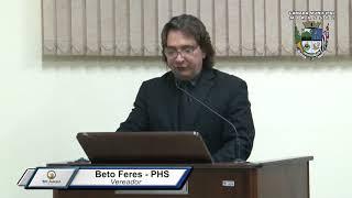 44ª S. Ordinária - Beto Feres