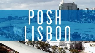 LUXURY HOTEL REVIEW | Myriad by Sana Lisbon 5 Star Posh hotel Portugal trip report Blond Reports