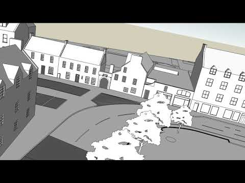 Kirkwall THI - fly through of Places and Spaces proposals