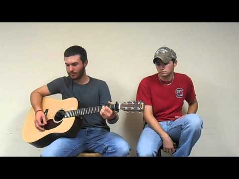 Fall Into Me- Brantley Gilbert (Cover by Coley Williams)