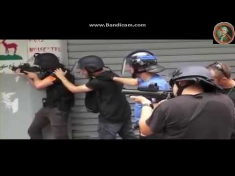 Brutal CIVIL WAR scenes in Paris/FRANCE - Prepare for this FUTURE in EUROPE ! 18++ (Re-Upload)