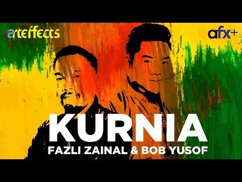 Kurnia - Fazli Zainal & Bob Yusof (Video Lirik)