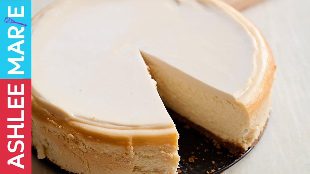 how to make the perfect cheesecake tips tricks and an amazing recipe youtube