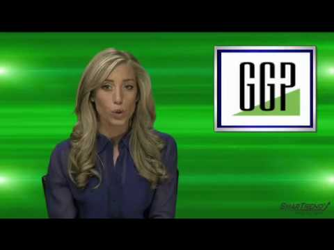 News Update: General Growth Properties Looking For Better Offer From Brookfield