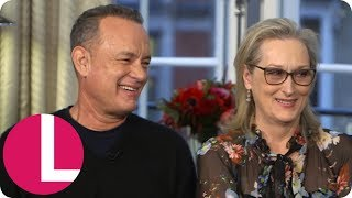 Tom Hanks and Meryl Streep Are Happy to See the Landscape of Hollywood Changing   Lorraine