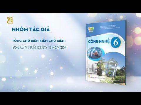 Giới thiệu sách giáo khoa Công nghệ 6 - Bộ sách Kết nối tri thức với cuộc sống