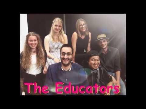 The Educators - Live@SPS-Abschlussfeier 2015 (Kompletter Auftritt): Let Me Down Easy & Auf Uns
