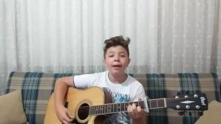 Furkan Kızılay - Her Şey Senle (Yiğithan URLU) Akustik Gitar Cover