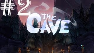 The Cave - Walkthrough - Part 2 - Crazy Old Man (XBOX/PS3/PC)