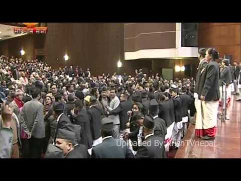 Fight in Constituent Assembly of Nepal|Full length|High Quality|2015|