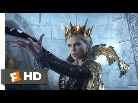 The Huntsman: Winter's War (2016) - The Stronger Sister Scene (9/10) | Movieclips
