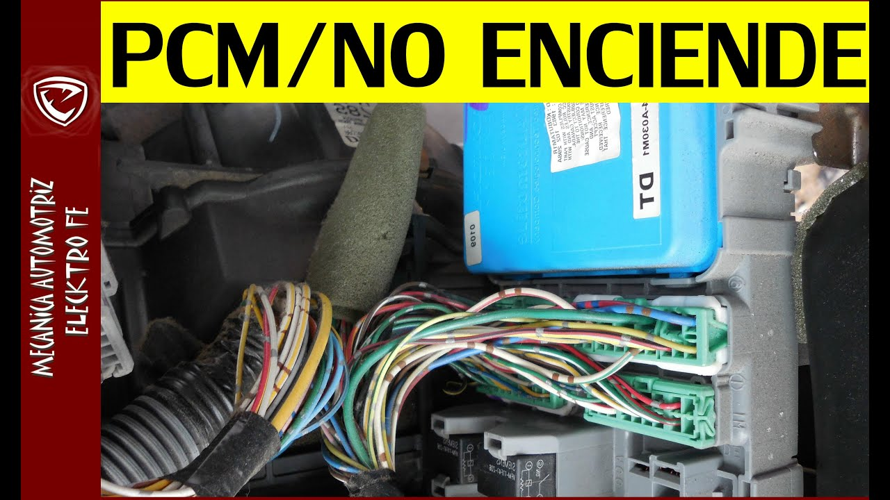 Diagnostico De Computadora En Auto Que No Enciende No Luz