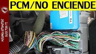 DIAGNOSTICO DE COMPUTADORA EN AUTO QUE NO ENCIENDE (no luz de check engine)