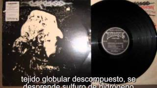 Carcass - Ruptured in purulence (Subtitulado en español)