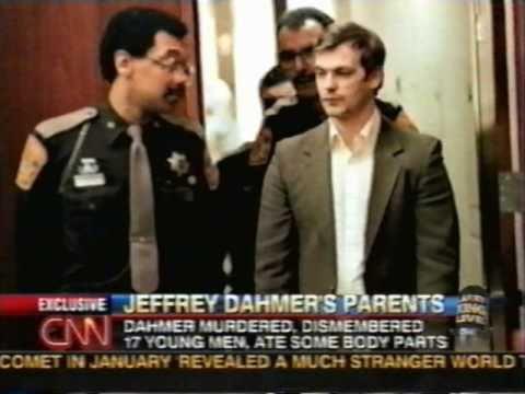 Jeffrey Dahmer's parents on Larry King Live pt.1 of 2