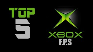 top 5 fps games on the original xbox