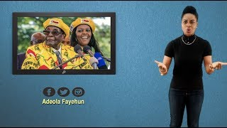 Adeola's Show 2 (Zimbabwe Coup; Buhari Spends $3 Billion Looking For Oil In The North)