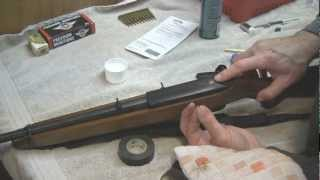 Tech-Sight  Install on Ruger 10/22