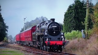 Great Central Railway - Autumn Steam Gala 2014