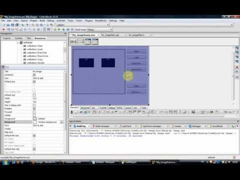 PART 2: C++ GUI - Creating a dialog with wxWidgets  and CodeBlocls