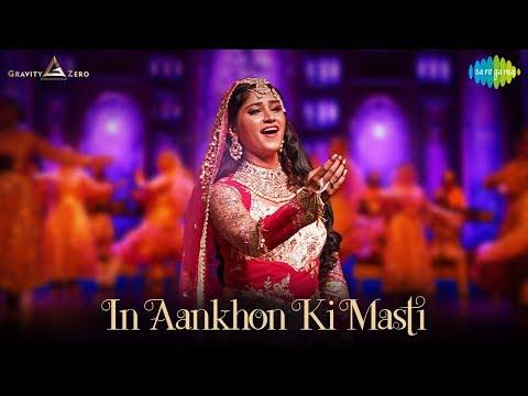 In Aankhon Ki Masti | Umrao Jaan Ada - The Musical | Salim-Sulaiman | Pratibha Singh Baghel