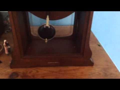 Rhythm clocks mantel clock review