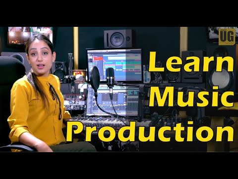 Studio Underground Music Production Course February 2020