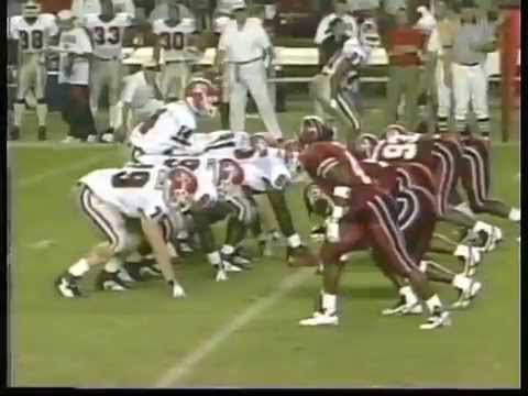 1996 UGA at South Carolina