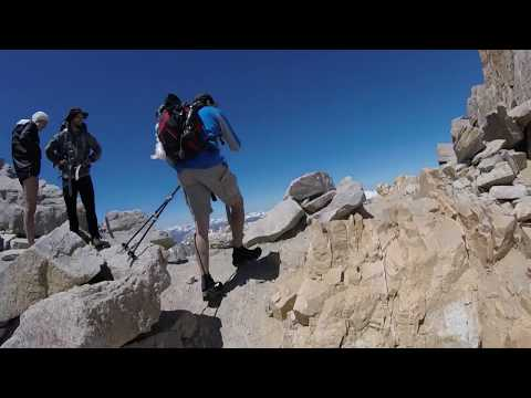 Mt Whitney To the Summit 2 of 4