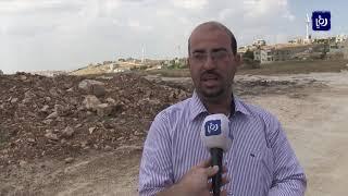أعمال تمديد خط غاز الاحتلال تتسبب بتخريب طرق في منطقة حوفا  - (1-7-2019)