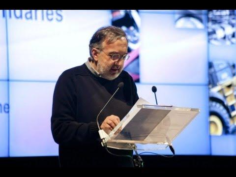 Sergio Marchionne (Parte 1)