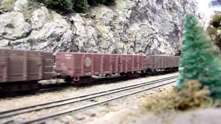 D&rgw K-27 454 - Wooden Trestle (3) Hon3
